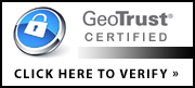 Certified Secure by GeoTrust